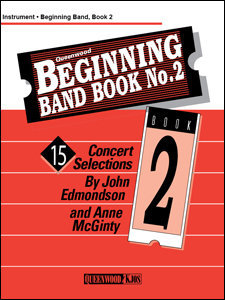 View larger image of Beginning Band Book No.2 - Percussion
