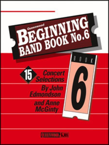 View larger image of Beginning Band Book No.6 - Flute