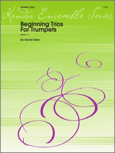 View larger image of Beginning Trios For Trumpets