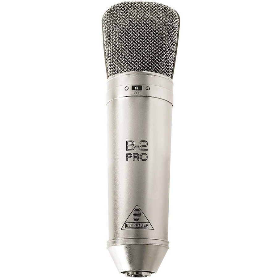 View larger image of Behringer B2 Dual Diaphragm Condenser Microphone