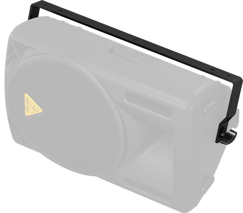 View larger image of Behringer Black Wall Mount Bracket for EUROLIVE B112 and B212 Series Speakers