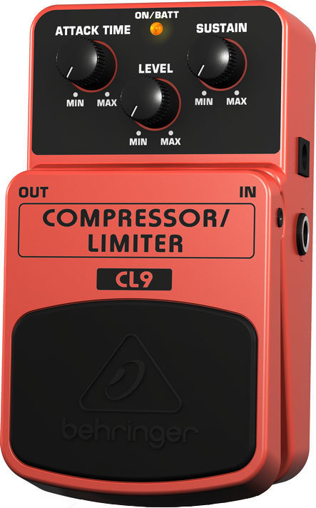 View larger image of Behringer Classic Compressor/Limiter Pedal