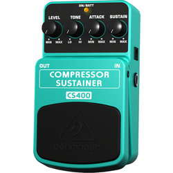 Behringer Compressor/Sustainer Pedal