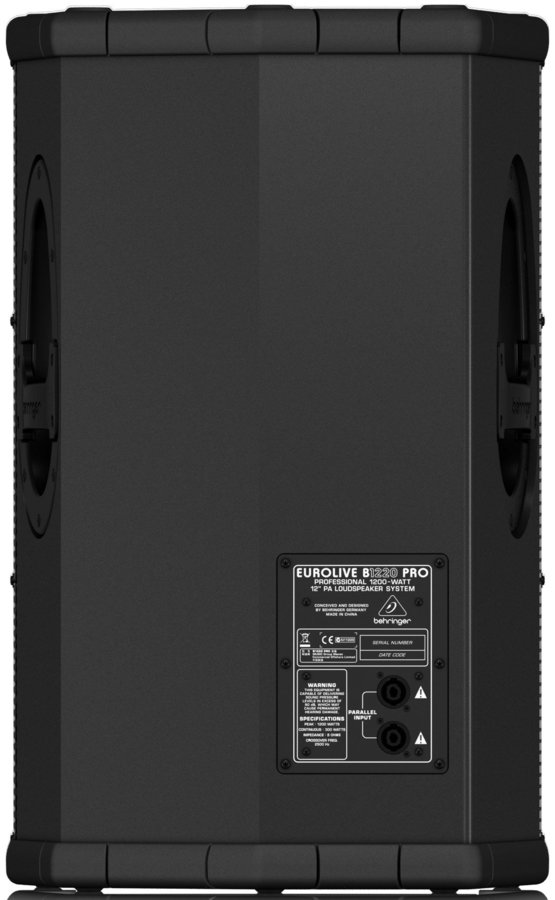 View larger image of Behringer EuroLive B1220 PRO Professional Speaker