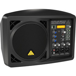 Behringer Eurolive B206MP3 Active PA/Monitor Speaker System with MP3 Player