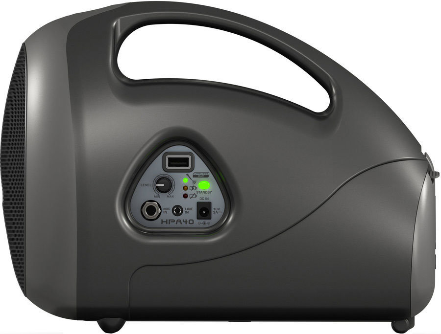 View larger image of Behringer Europort HPA40 Handheld PA System