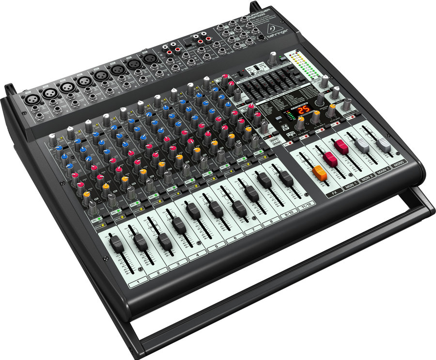 View larger image of Behringer Europower PMP4000 16 Channel Powered Mixer