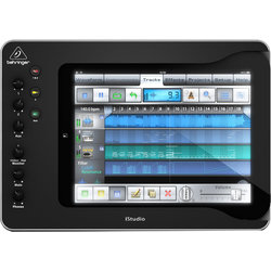 Behringer iStudio iS202 Professional Docking Station for iPad