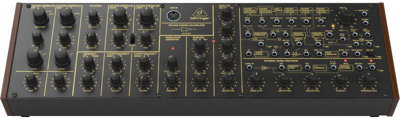 View larger image of Behringer K-2 Semi-Modular Synthesizer