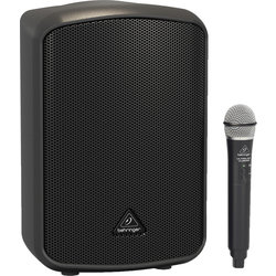 Behringer MPA200BT All-in-One Portable Speaker with Wireless Microphone