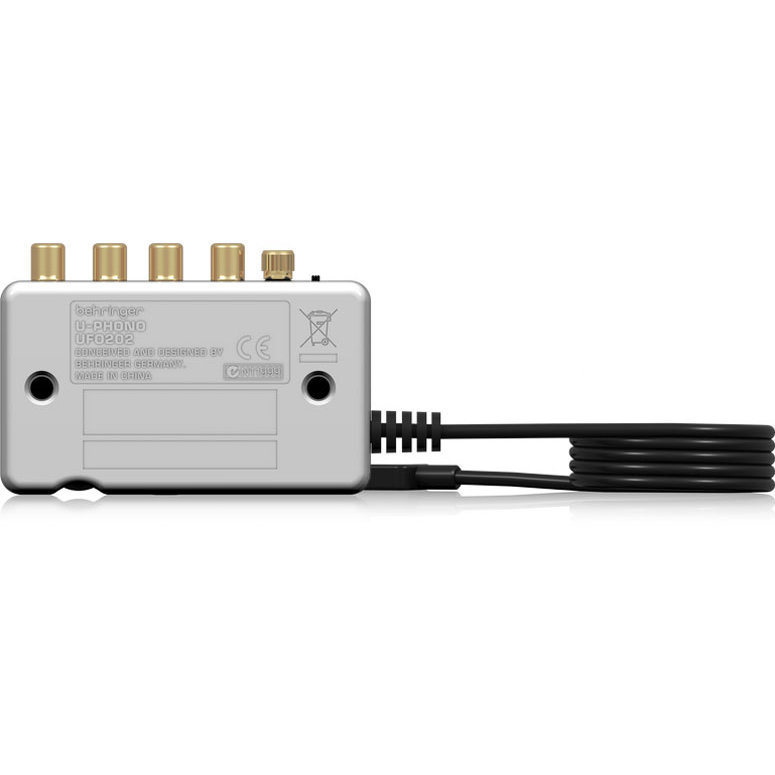 View larger image of Behringer U-Phono Audiophile USB/Audio Interface