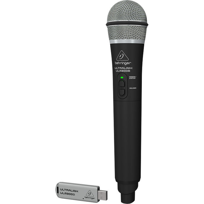 View larger image of Behringer ULM300USB Wireless Microphone System