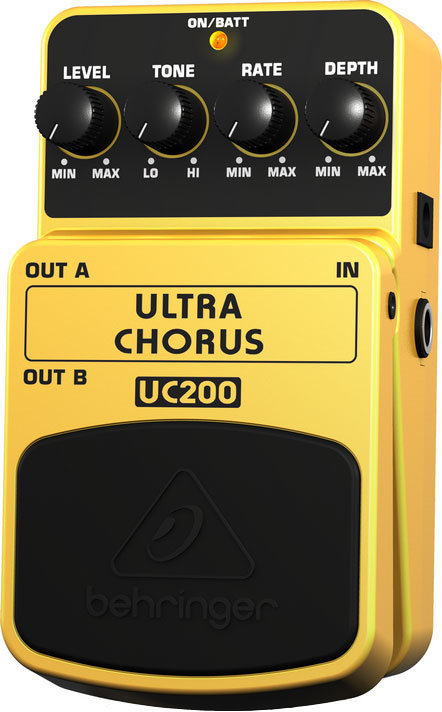 View larger image of Behringer Ultra Chorus Stereo Pedal