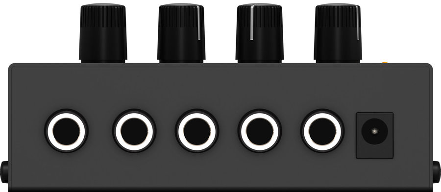 View larger image of Behringer Ultra Low-Noise 4-Channel Line Mixer
