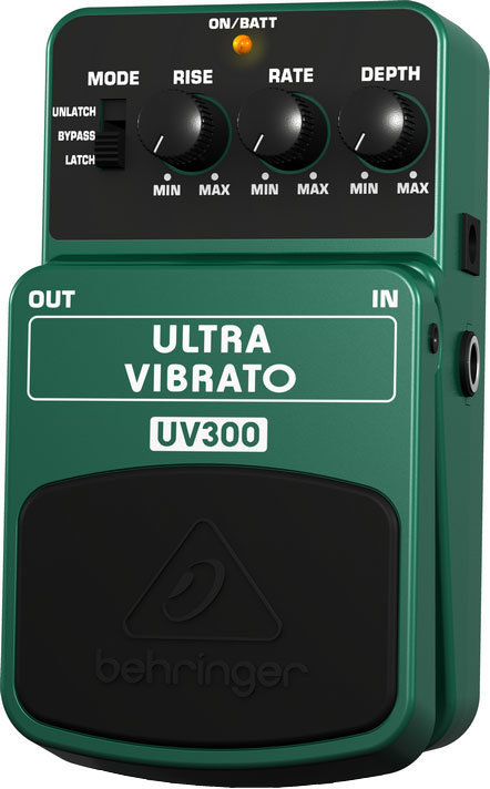 View larger image of Behringer Ultra Vibrato Pedal