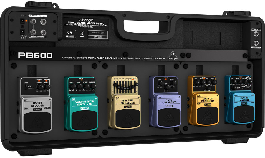 View larger image of Behringer Universal Effects Pedal Floor Board