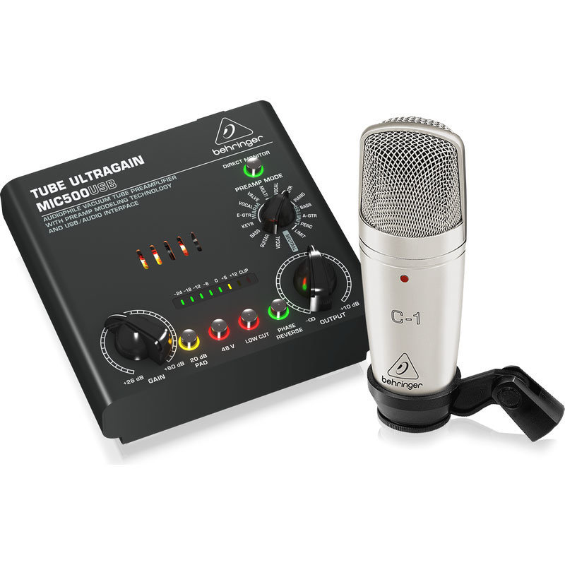 View larger image of Behringer Voice Studio Interface