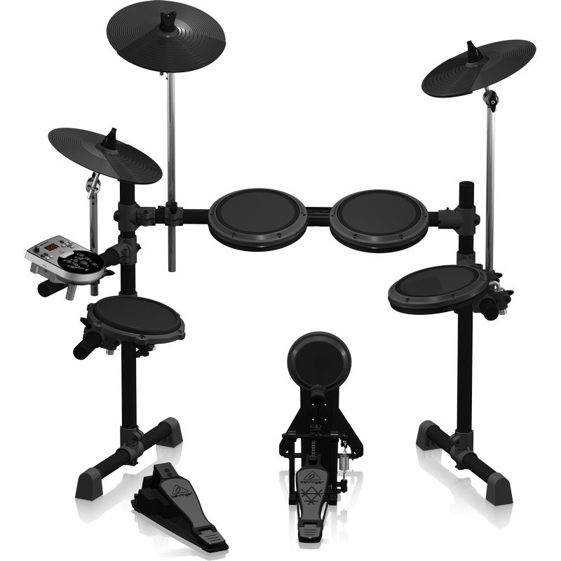 View larger image of Behringer XD8USB 8-Piece Electronic Drum Kit