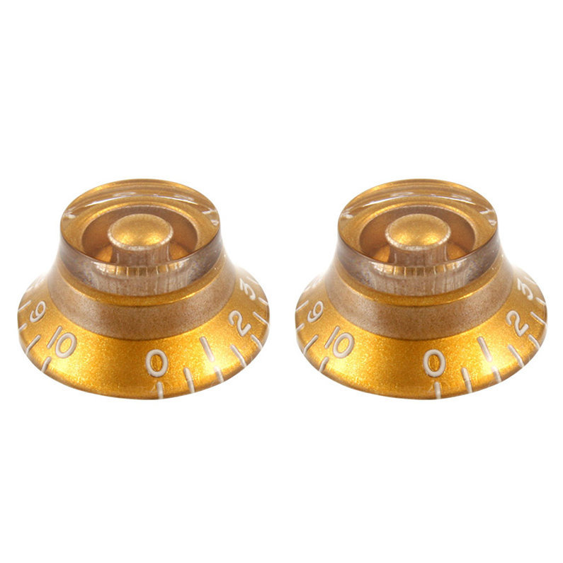 View larger image of Bell Knobs - Gold