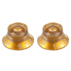 Bell Knobs - Gold
