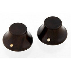Bell Knobs - Rosewood
