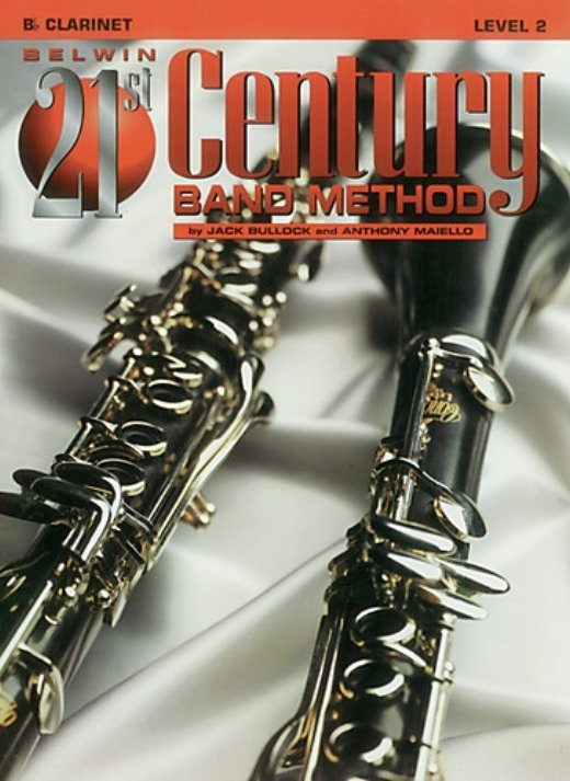 View larger image of Belwin 21st Century Band Method, Level 2 - Bass Clarinet
