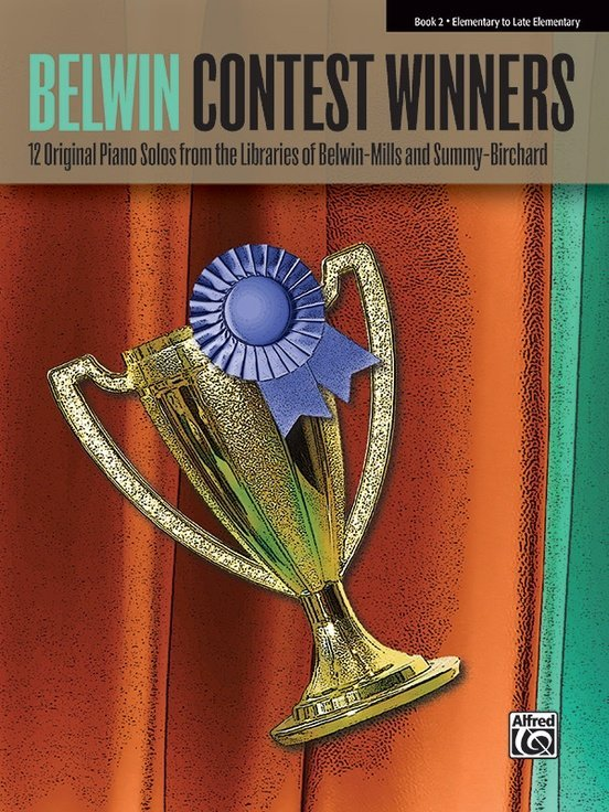 View larger image of Belwin Contest Winners - Book 2