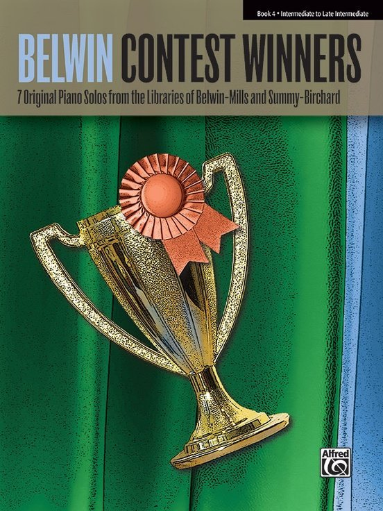 View larger image of Belwin Contest Winners - Book 4