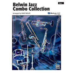 Belwin Jazz Combo Collection - Bass