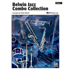 Belwin Jazz Combo Collection - Drums