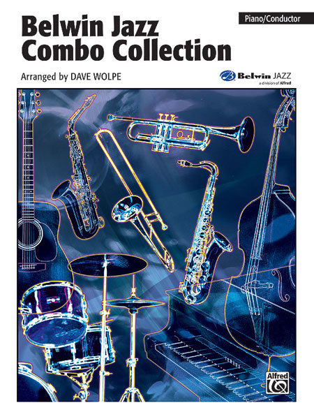 View larger image of Belwin Jazz Combo Collection - Piano/Conductor