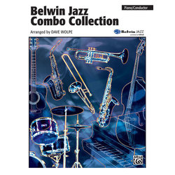 Belwin Jazz Combo Collection - Piano/Conductor