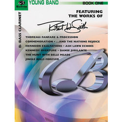 Belwin Young Band Book One - Bass Clarinet
