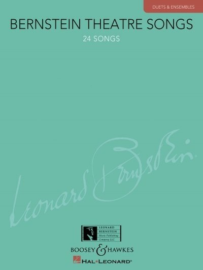 View larger image of Bernstein Theatre Songs (24 Songs) - Duets & Ensembles