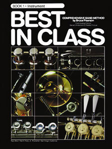 View larger image of Best in Class Book 1 - Alto Saxophone