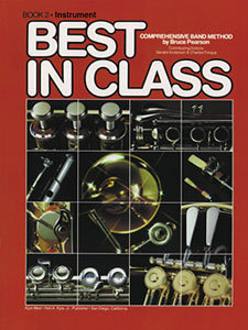 View larger image of Best in Class Book 2 - Trombone