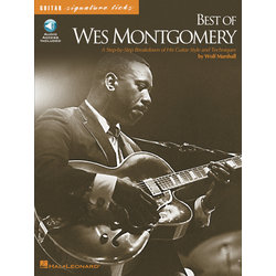 Best of Wes Montgomery w/Online Audio