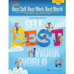 Best Self, Best Work, Best World - Teacher Guide/Enh CD