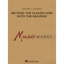 Beyond the Clouds and Into the Heavens! - Score & Parts, Grade 4