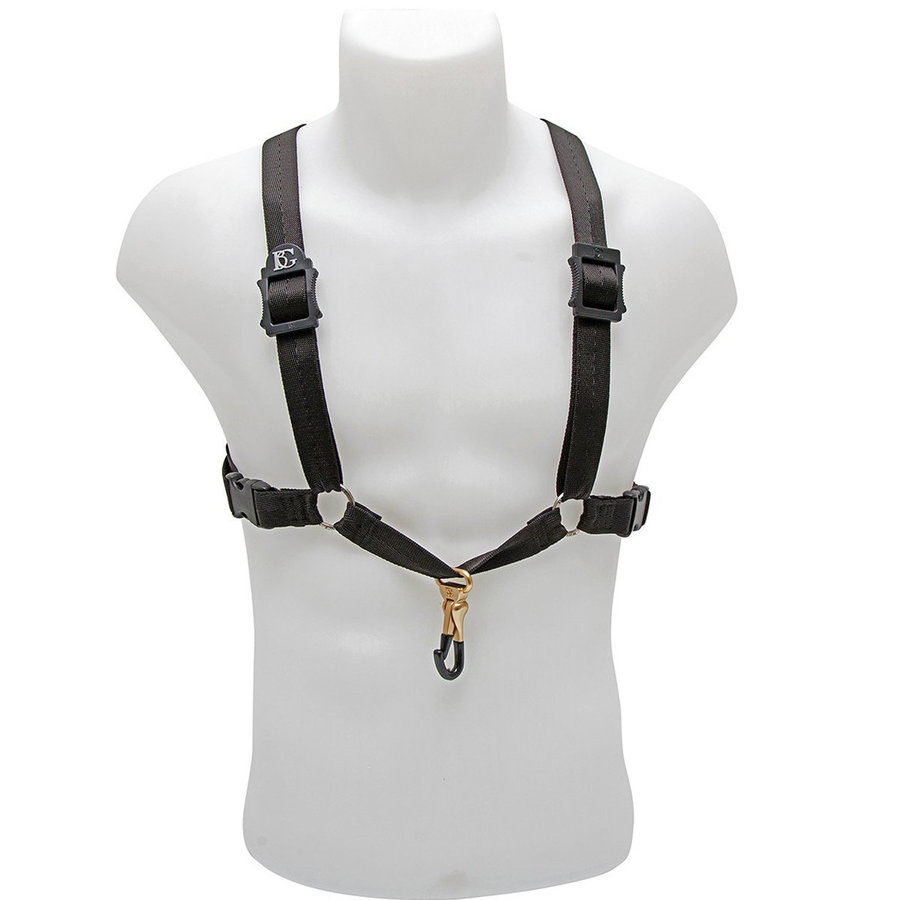View larger image of BG S40MSH Harness Strap for Alto/Tenor/Baritone Saxophone