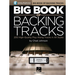 Big Book of Backing Tracks w/Online Audio