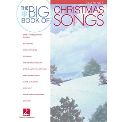 Big Book of Christmas Songs - Clarinet