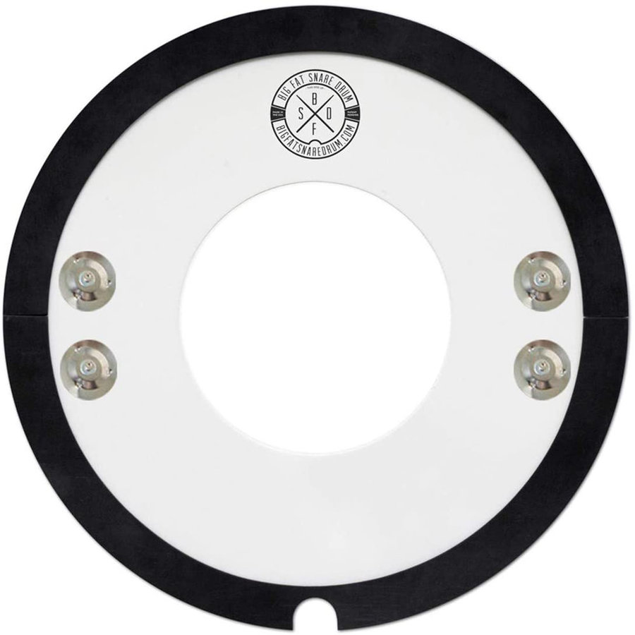 """View larger image of Big Fat Snare Drum Snare-Bourine Donut Snare Topper - 14"""""""