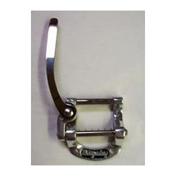Bigsby B5 Vibrato Tailpiece - Left Handed, Nickel