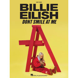 Billie Eilish - Don't Smile at Me: Easy Piano Songbook