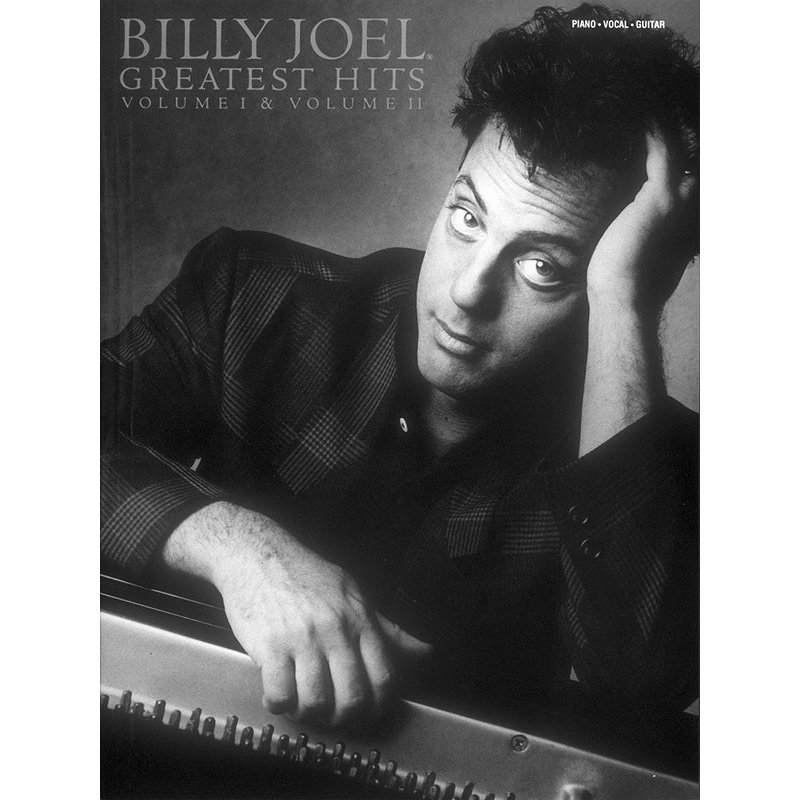 View larger image of Billy Joel – Greatest Hits, Volumes 1 and 2