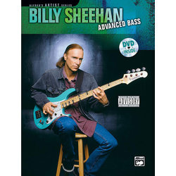 Billy Sheehan: Advanced Bass w/DVD