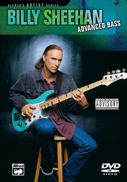 View larger image of Billy Sheehan: Advanced Bass