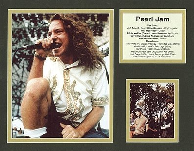 View larger image of Bio Art - Pearl Jam