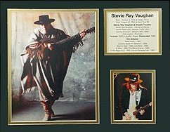 View larger image of Bio Art - Stevie Ray Vaughn III